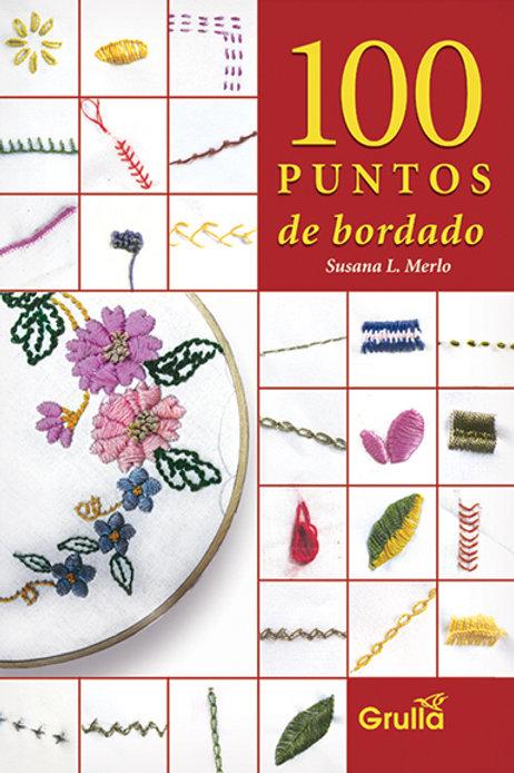 100 PUNTOS DE BORDADO
