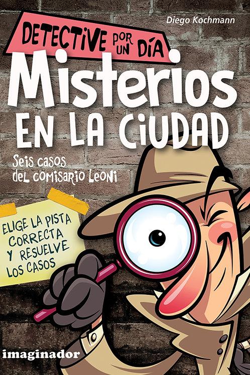 MISTERIOS EN LA CIUDAD