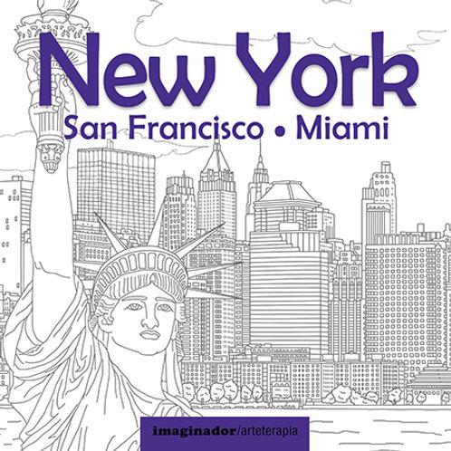 NUEVAS YORK, LAS VEGAS, LOS ANGELES