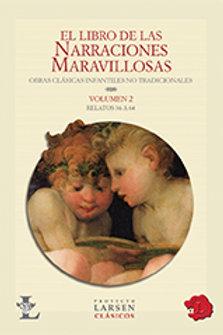 LIBRO DE LAS NARRACIONES MARAV 2, EL- LARSEN