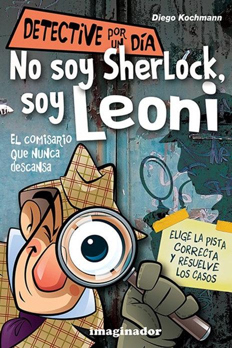 No soy Sherlock, soy Leoni