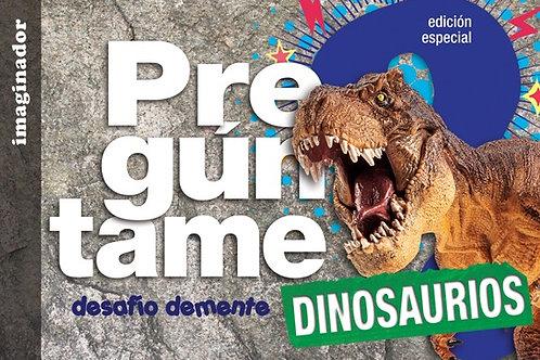 Preguntame: Dinosaurios