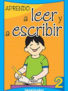 APRENDO A LEER Y A ESCRIBIR 2 (2DA.EDICION)