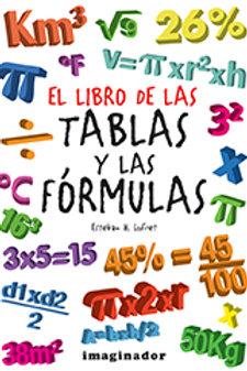 El libro de las tablas y las fórmulas
