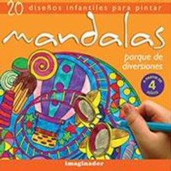 MANDALAS PARQUE DE DIVERSIONES