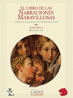 LIBRO DE LAS NARRACIONES MARAV, EL - LARSEN