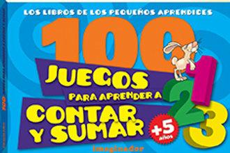 100 JUEGOS PARA APRENDER A CONTAR Y SUMAR