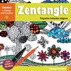 Zentangle: Pequeños Instantes Mágicos