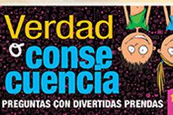 VERDAD O CONSECUENCIA 12/13 AÑOS + ALBUM