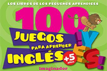 100 JUEGOS PARA APRENDER INGLES