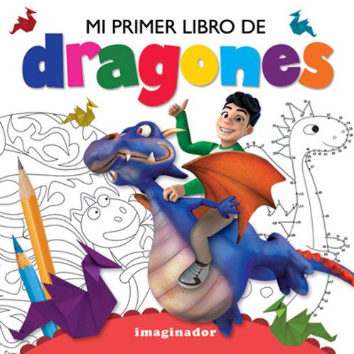 Mi primer libro de dragones