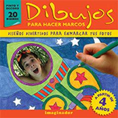 DIBUJOS PARA HACER MARCOS: DISEÑOS DIVERTIDOS...