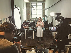 Interview testimonial video shoot vienna austria