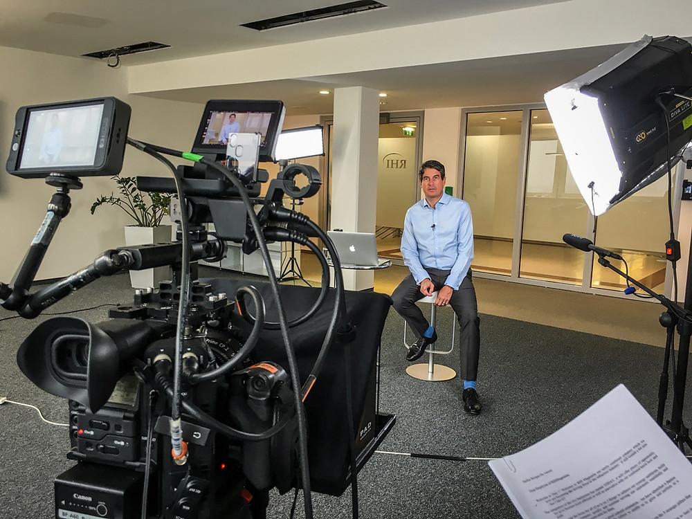 Autocue service video vienna austria best