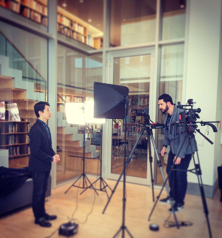 Interview PQV - Crowdfunding Video