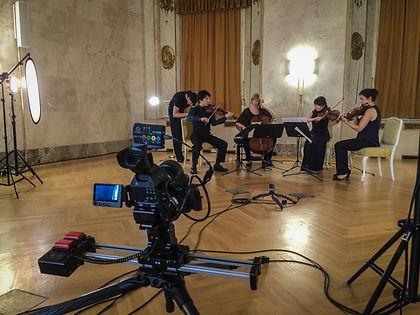 Camera crew Vienna