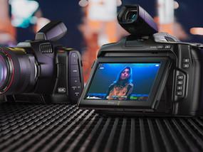 The New Blackmagic Pocket Cinema Camera 6K Pro