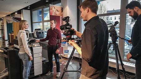 professional videographer vienna