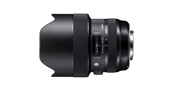 Sigma 14-24mm F2.8 Art lens