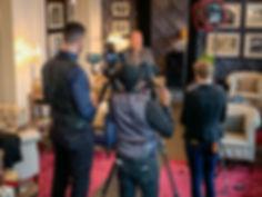Video Crew Hire Interview Vienna