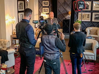 Video Crew Hire Interview Vienna
