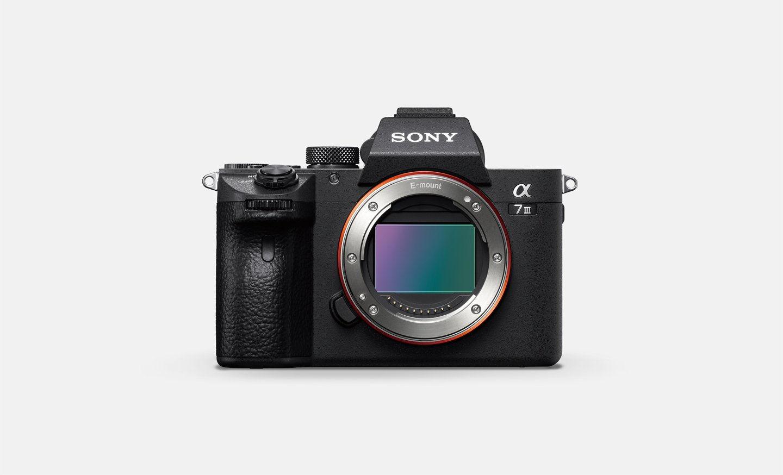 "Sony Announces New A7III – A ""Basic"" Full Frame Mirrorless Camera"