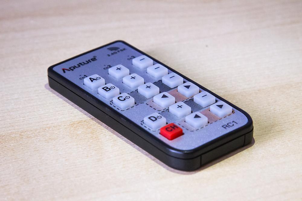 Aputure Remote Control