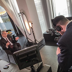 corporate video interview testimonial hire