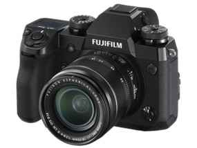 Fujifilm Targets Video Shooters With New Flagship X-H1 Mirrorless Camera