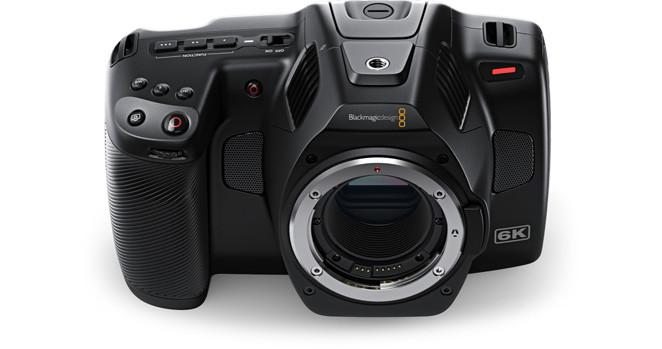 BMPCC6K Blackmagic Design Camera