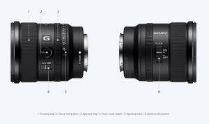 FE 20mm F1.8 G lens video shoot