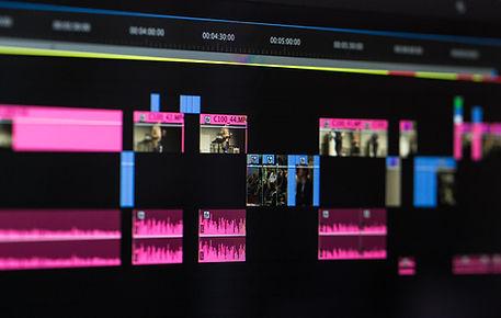 Video editor Vienna