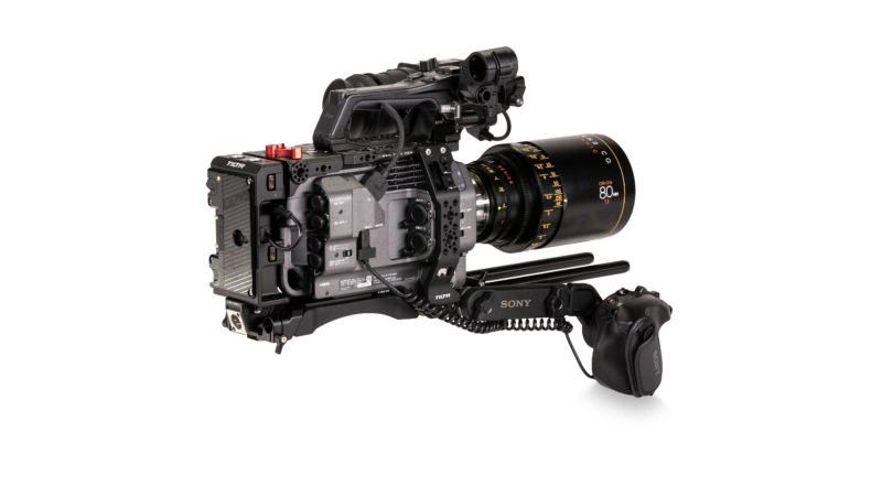 Tilta Camera Cage for Sony PXW-FX9 Backside