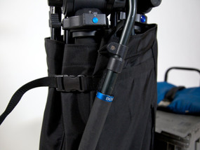 Camera Cart Accessories - The GripNGaff Bag Version 2.0