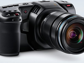 Blackmagic Design Announces The New Pocket Cinema 4K Camera