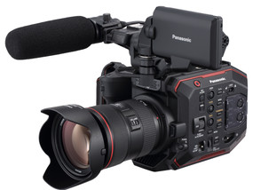 Panasonic Firmware Update for EVA1 Features ALL-I recording and 5.7K RAW Output