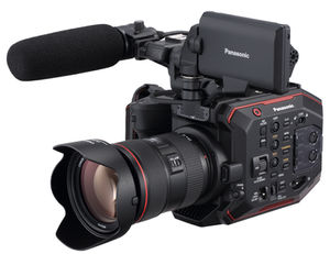 Panasonic Firmware Update for EVA1 Features ALL-I recording