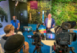 speech recording videographer