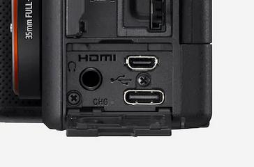 Sony a7c usb power supply