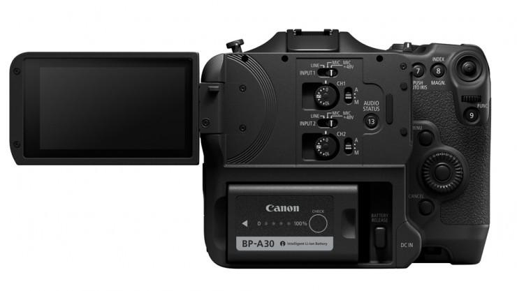 Canon EOS C70 videography