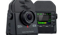 4K Video Capture for Musicians – Zoom Q2n-4K