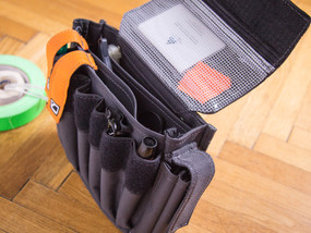 The Great Non-Essential Filmmaking Tool - Cinebag CB-O3 AC Pouch