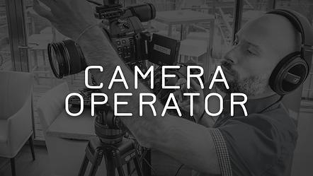 Camera Operator Vienna Austria Hire