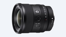 Sony Announces a Wide Angle AF Full-Frame Lens: The FE 20mm F1.8 G