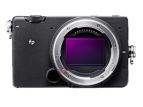 Sigma Announces World's Smallest Full Frame Mirrorless Camera: The Sigma fp