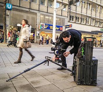 Videographer Vienna
