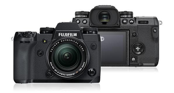 Fujifilm X-H1 Mirrorless Camera