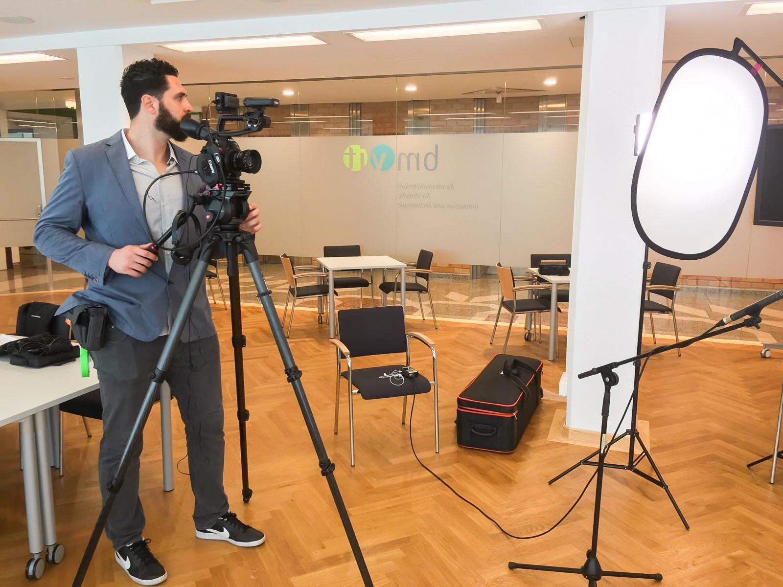 Corporate Video Production Vienna