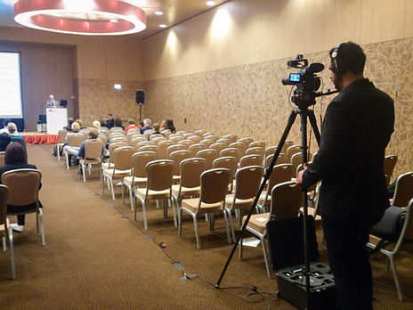 Konferenz filmen