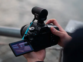 Sennheiser Releases The MKE 200 – A  Compact On-Camera Directional Microphone
